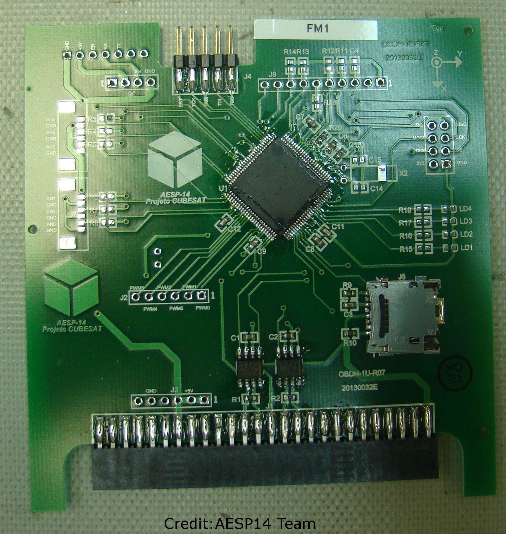 Project AESP14 Cubesat